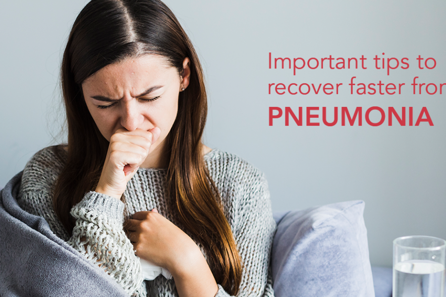 Pneumonia Health Tips